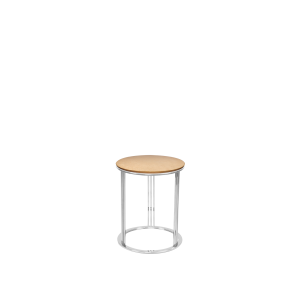 honey-beige-round-marble-side-table-decasa-marble-5