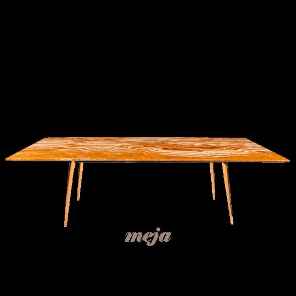 arancio-orange-rectangular-marble-dining-table-6-to-8-pax-decasa-marble-2200x1050mm-Meja-(RG)