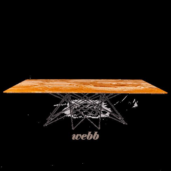 arancio-orange-rectangular-marble-dining-table-6-to-8-pax-decasa-marble-2200x1050mm-Webb-(MS)
