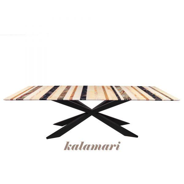 DeCasa-Stripe-beige-rectangular-marble-dining-table-8-to-10-pax-decasa-marble-2400x1050mm-kalamari-ms