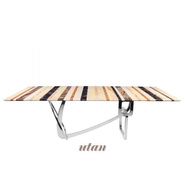 DeCasa-Stripe-beige-rectangular-marble-dining-table-8-to-10-pax-decasa-marble-2400x1050mm-utan-ss