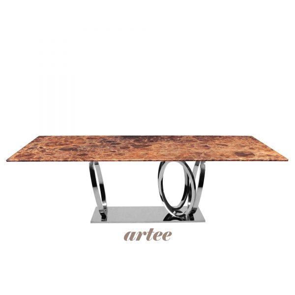 dark-emperador-dark-brown-rectangular-marble-dining-table-6-to-8-pax-decasa-marble-2200x1050mm-artee-ss