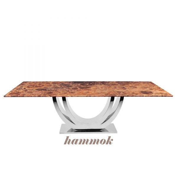 dark-emperador-dark-brown-rectangular-marble-dining-table-6-to-8-pax-decasa-marble-2200x1050mm-hammok-ss
