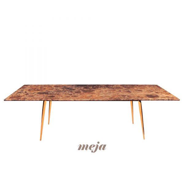 dark-emperador-dark-brown-rectangular-marble-dining-table-6-to-8-pax-decasa-marble-2200x1050mm-meja-rg