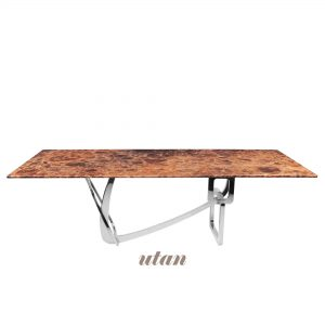 dark-emperador-dark-brown-rectangular-marble-dining-table-6-to-8-pax-decasa-marble-2200x1050mm-utan-ss